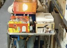 Genie QuickStock-front-workstation-tray