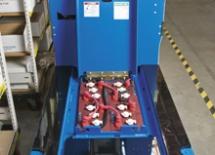 Genie QuickStock Maintenance-free-batteries