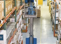 Genie QuickStock-warehouse