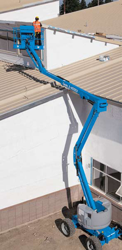 Z-4525 RT roof reach