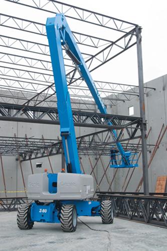 Z- 8060 construction site